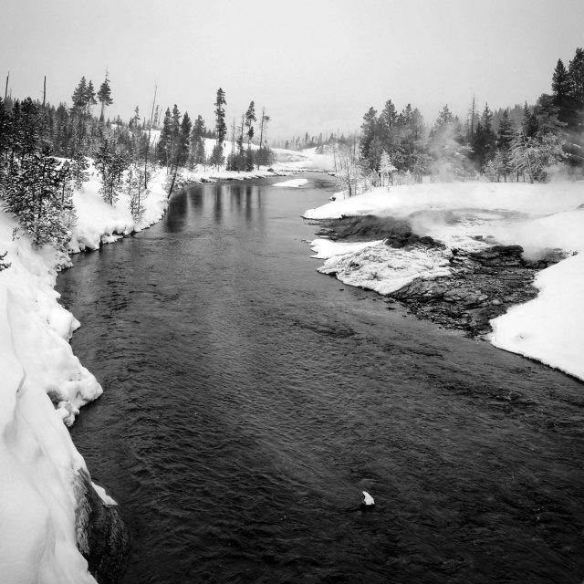 Fire Hole River