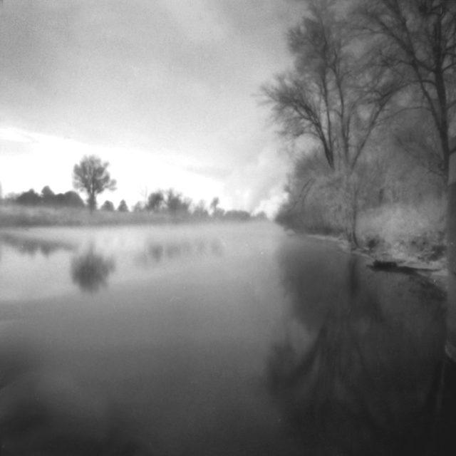 Platte river pinhole
