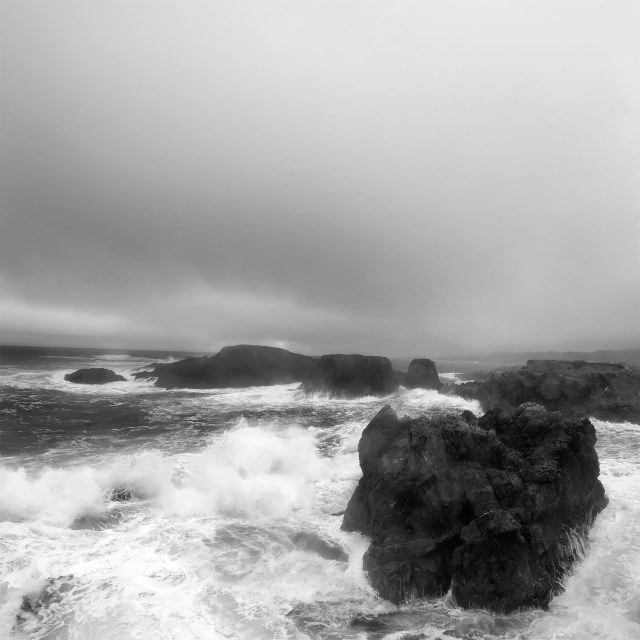 CHurning_bw